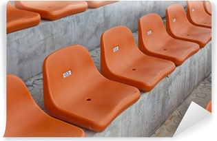 stadium seats Vinyl Wall Mural