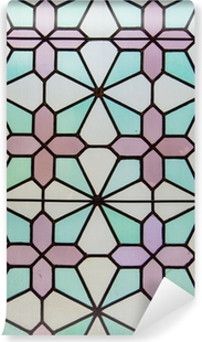 stained glass Vinyl Wall Mural