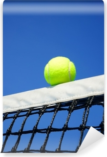 Tennis ball Vinyl Wall Mural