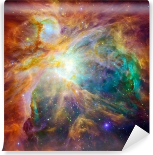 The cosmic cloud called Orion Nebula Vinyl Wall Mural