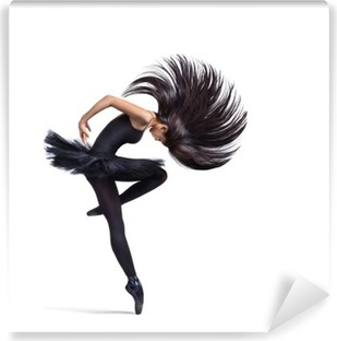 the dancer Vinyl Wall Mural