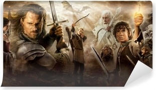 the Lord of the Rings Vinyl Wall Mural