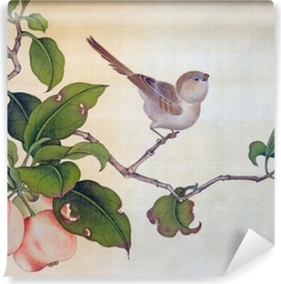 Traditional Chinese painting Vinyl Wall Mural