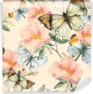 Butterflies Wall Murals - The natural motifs • Pixers® - We live to