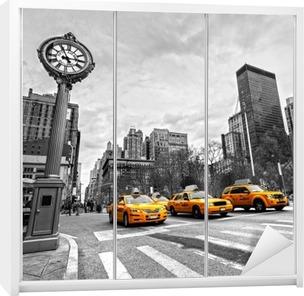 5th Avenue, New York City Wardrobe Sticker