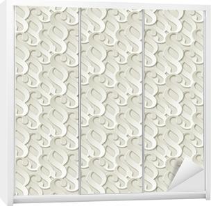 paragraf papier muster hintergrund weiss wall mural pixers we live to change - Bastelpapier Muster