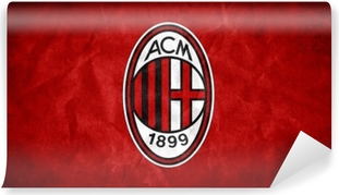 A.C. Milan Washable Wall Mural