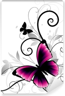 Abstract background Washable Wall Mural