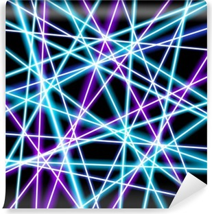 Abstract vector background, more glowing lines, geometry