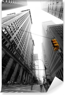 avenue new yorkaise Washable Wall Mural