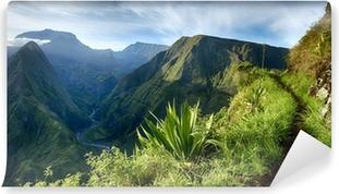 Cap Noir , Ile de la Réunion Washable Wall Mural