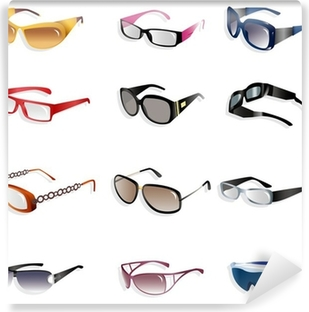 9406a885c5c4 cartoon Glasses icon.. Sticker • Pixers® • We live to change