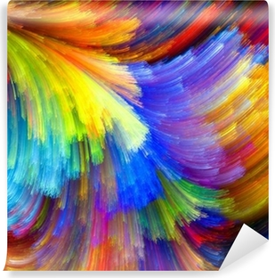 Colorful Texture Washable Wall Mural