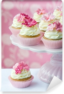 Cupcakes Washable Wall Mural
