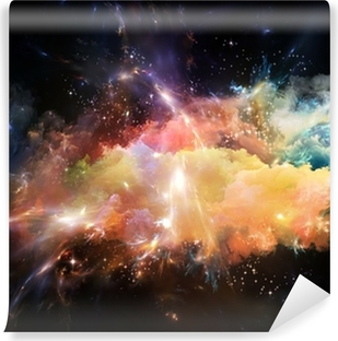 Emergence of Space Washable Wall Mural