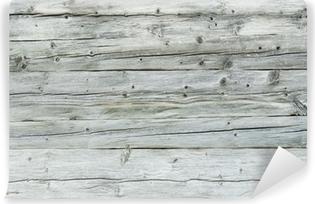 Holzfläche, Hintergrund, Grunge Style, Vintage, Bretter Washable Wall Mural
