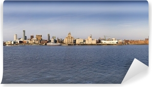 Liverpool Waterfront Washable Wall Mural