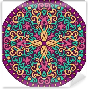 mandala Washable Wall Mural