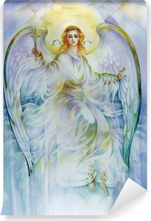 Painting Collection: Angel Washable Wall Mural