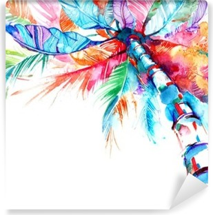 palm Washable Wall Mural