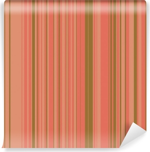 striped wallpaper Washable Wall Mural