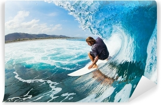 Surfing Washable Wall Mural