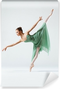 the dancer Washable Wall Mural