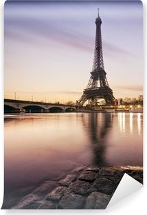 Tour Eiffel Paris France Washable Wall Mural