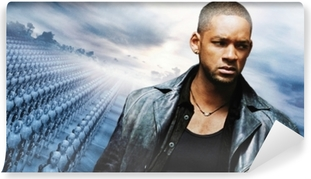 Will Smith Washable Wall Mural