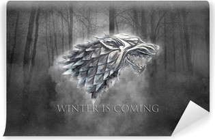 Winter is coming Washable Wall Mural