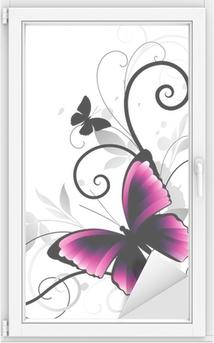 Abstract background Window & Glass Sticker