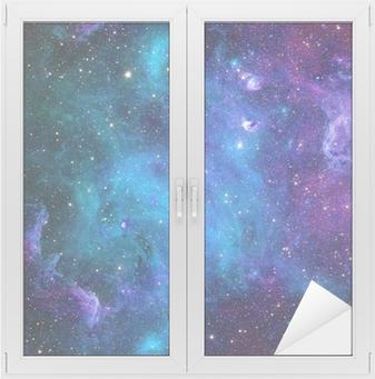 Galaxy Window & Glass Sticker