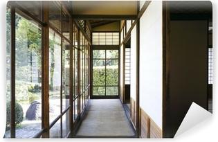 Yıkanabilir Duvar Resmi 日本 家 屋