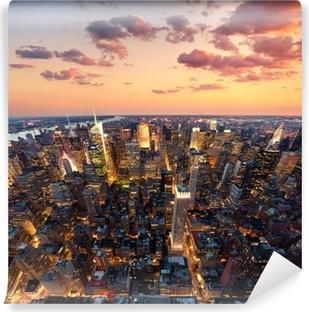 Yıkanabilir Duvar Resmi New York