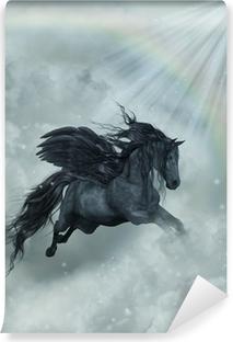 Yıkanabilir Duvar Resmi Pegasus
