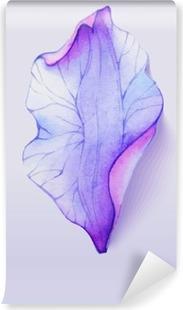 Yıkanabilir Duvar Resmi Suluboya eleman çiçek taç yaprağı
