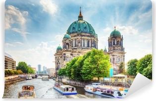 Zelfklevend Fotobehang Berliner Dom. Berliner Dom. Berlijn, Duitsland
