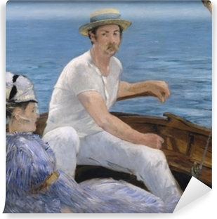 Zelfklevend Fotobehang Boating