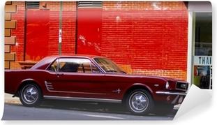 Zelfklevend Fotobehang Car