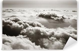 Zelfklevend Fotobehang Cloudscape