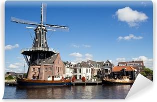Zelfklevend Fotobehang Haarlem - Nederland