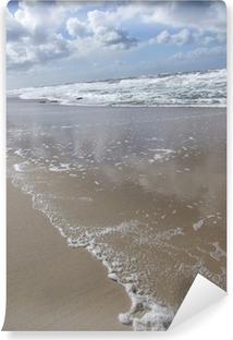 Zelfklevend Fotobehang Hemel zee en wolken