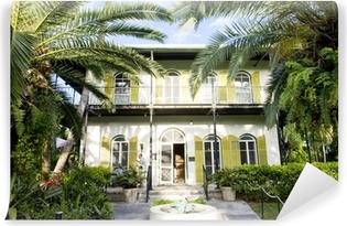 Zelfklevend Fotobehang Hemingway House, Key West, Florida, Verenigde Staten