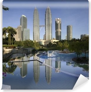 Zelfklevend Fotobehang Kuala Lumpur