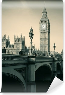 Zelfklevend Fotobehang London Skyline