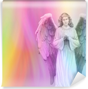Zelfklevend Fotobehang Rainbow Angel 88