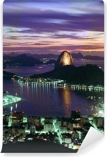 Zelfklevend Fotobehang Sugarloaf zonsopgang
