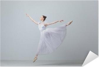 Zelfklevende Poster De danser