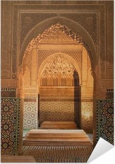 Zelfklevende Poster Morocco