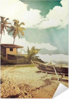 Zelfklevende Poster Photobeach-30